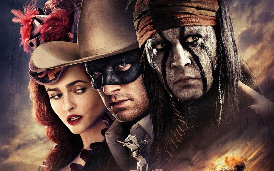 The lone Ranger recensione 2