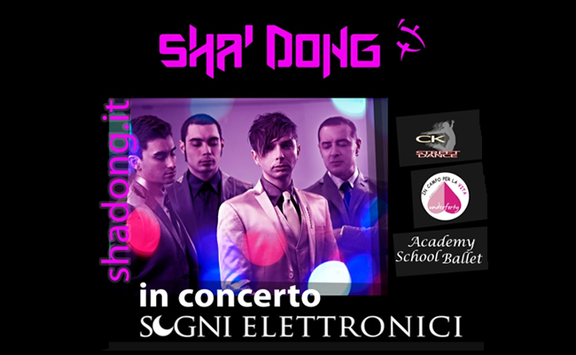 Sha'Dong - Sogni elettronici