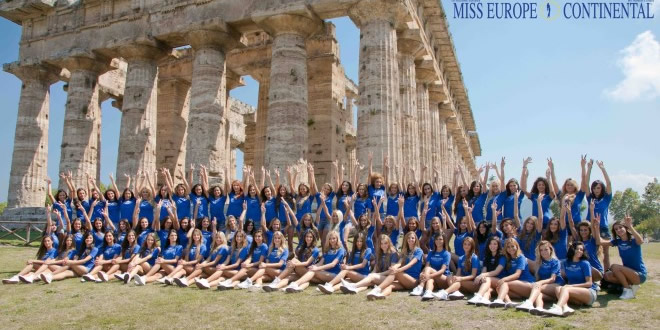 Miss Europe Continental 2015