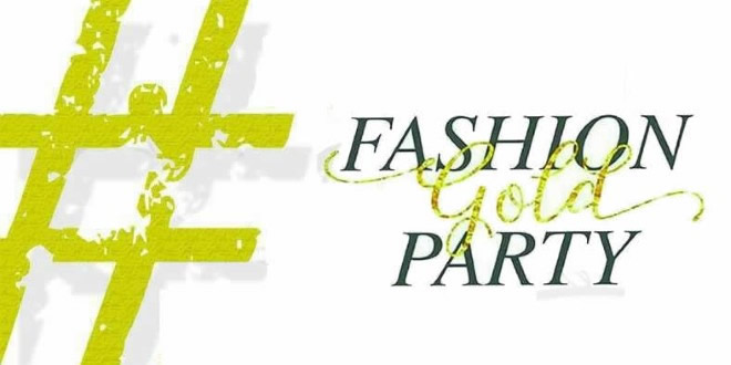 Fashion Gold Party 2017