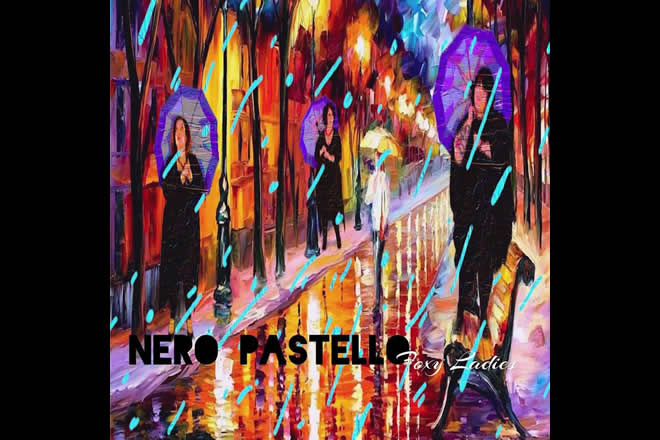 Foxy Ladies - Nero Pastello