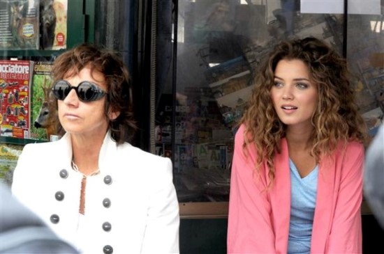 Giusy Buscemi e Gianna Nannini
