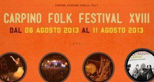 Carpino Folk Festival 2013