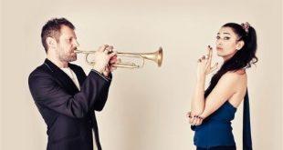Nina Zilli e Fabrizio Bosso