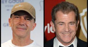 Antonio Banderas e Mel Gibson