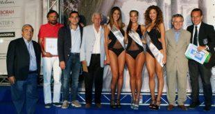 Raffaella Di Caprio incoronata Miss Debora