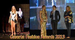 caserta fashion awards 2013