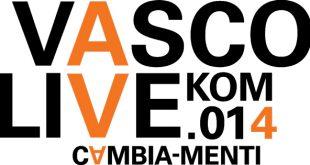 Vasco Rossi kom 2014