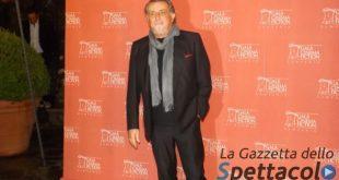 Andrea Roncato al Gala del Cinema e della Fiction in Campania