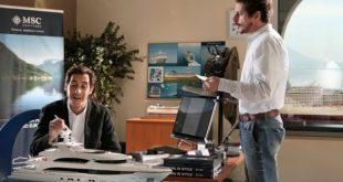 Luca e Paolo per MSC