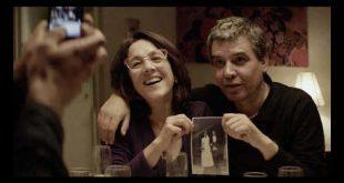 Una scena del film Gloria, con Sebastian Lelio