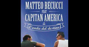Matteo Beccucci e capitan America