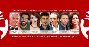 Italian Movie Awards 2014