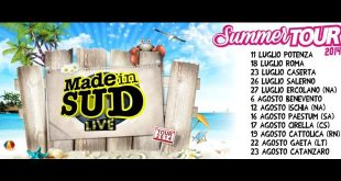 Made in Sud in tour 2014