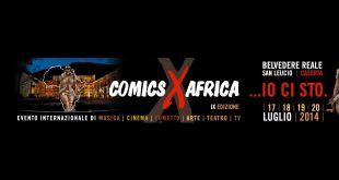 ComicsXAfrica 2014