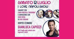 I love Napoli Show