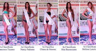 Miss BluMare Campania 2014