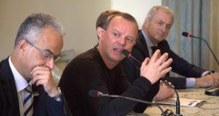 Conferenza stampa Gigi DAlessio
