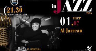locandina luglio in jazz