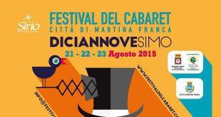 Festival del Cabaret Martina Franca 2015