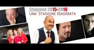 Teatro degli Audaci 2015-16