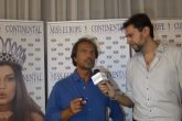 Francesco Russo con Antonio Zequila