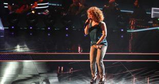 Silvia De Santis - The Voice