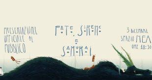 Tommaso Primo - Fate sirene e samurai
