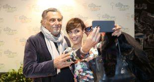 Andrea Roncato e Roberta Giarrusso