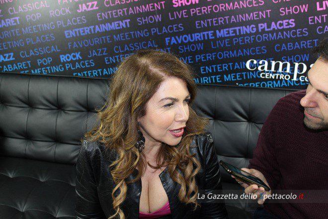 Cristina D'Avena e Francesco Russo