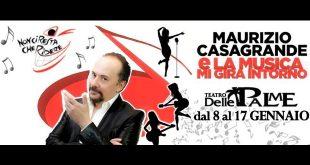 E la musica mi gira intorno - Maurizio Casagrande