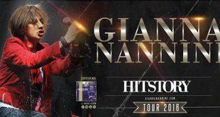 Gianna Nannini - Hitstory Tour 2016