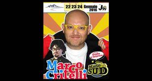 Marco Critelli al Teatro Just 99