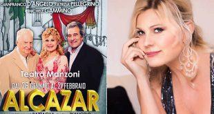 Patrizia Pellegrino - Alcazar