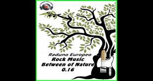 Rock Music Between of Nature