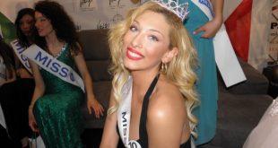 Elena Santoro - Miss Mondo Campania