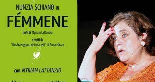 Femmene - Nunzia Schiano