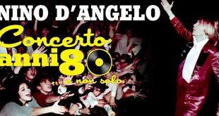 Nino D'Angelo - Concerto anni 80 e non solo