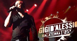 Gigi D'Alessio - Malaterra World Tour