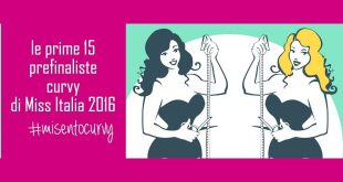 Miss Italia 2016 Curvy