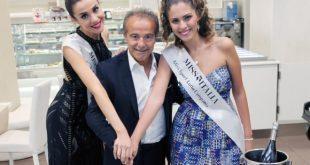 Miss Miluna Campania 2016 Marta Cerreto e Miss Lotto