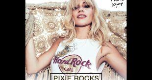 Hard Rock Cafe Pixie Lott
