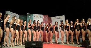 Miss Italia 2016 bellezza di Porto Santo Stefano