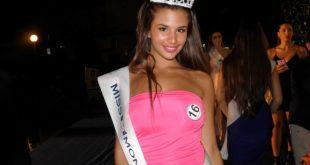 Nunzia Granieri Miss Mondo Italia 2016 per la Campania