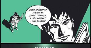 Dylan Dog su Studio Universal