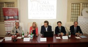Galà del Cinema e della Fiction Campania - CS2016
