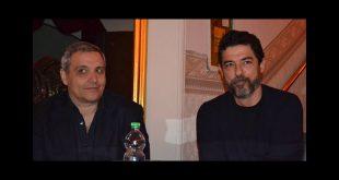 Alessandro Gassmann e Maurizio De Giovanni per I bastardi di Pizzofalcone