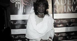 Ella Armstrong al Premio Citta di Caserta 2016