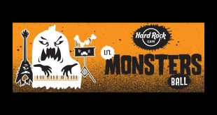 Hard Rock Cafe Halloween 2016