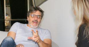 Intervista a Vittorio Matteucci per La Gazzetta dello Spettacolo. Foto di Giancarlo Cantone.